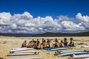 Weekend Surf Camps