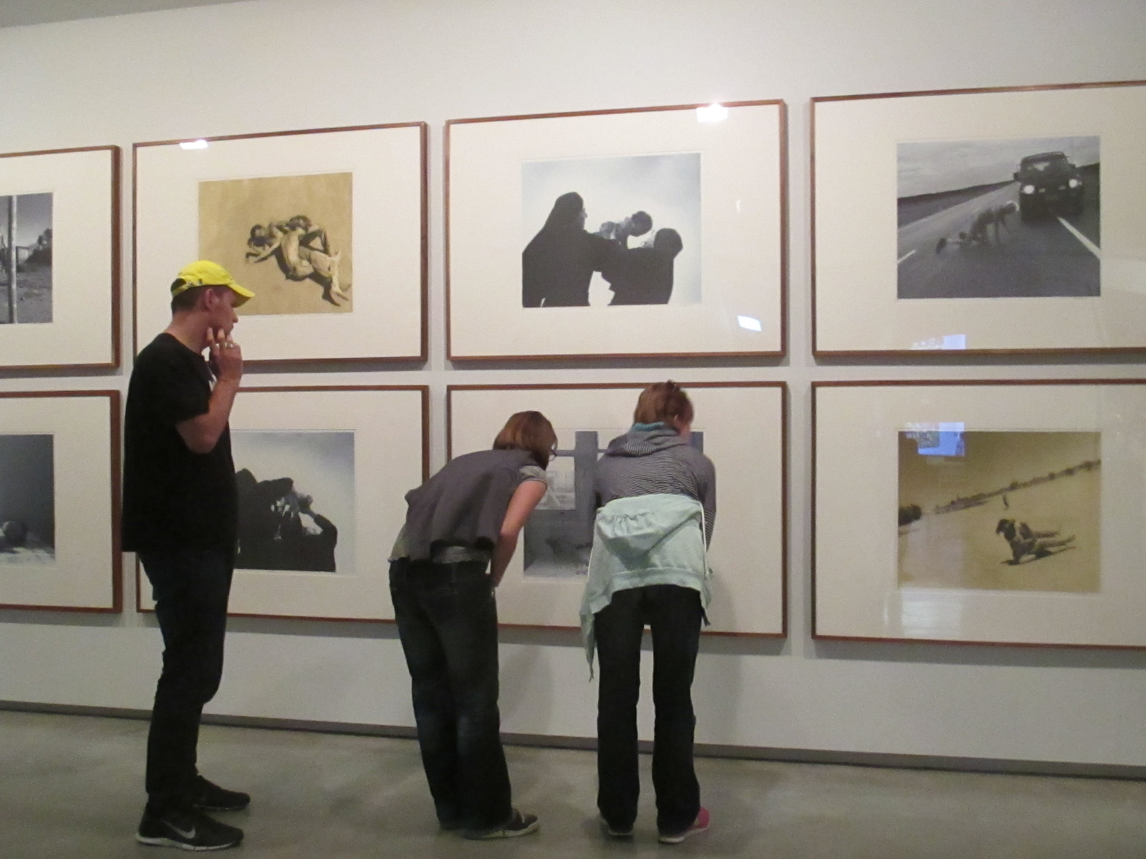 Gallery Visits