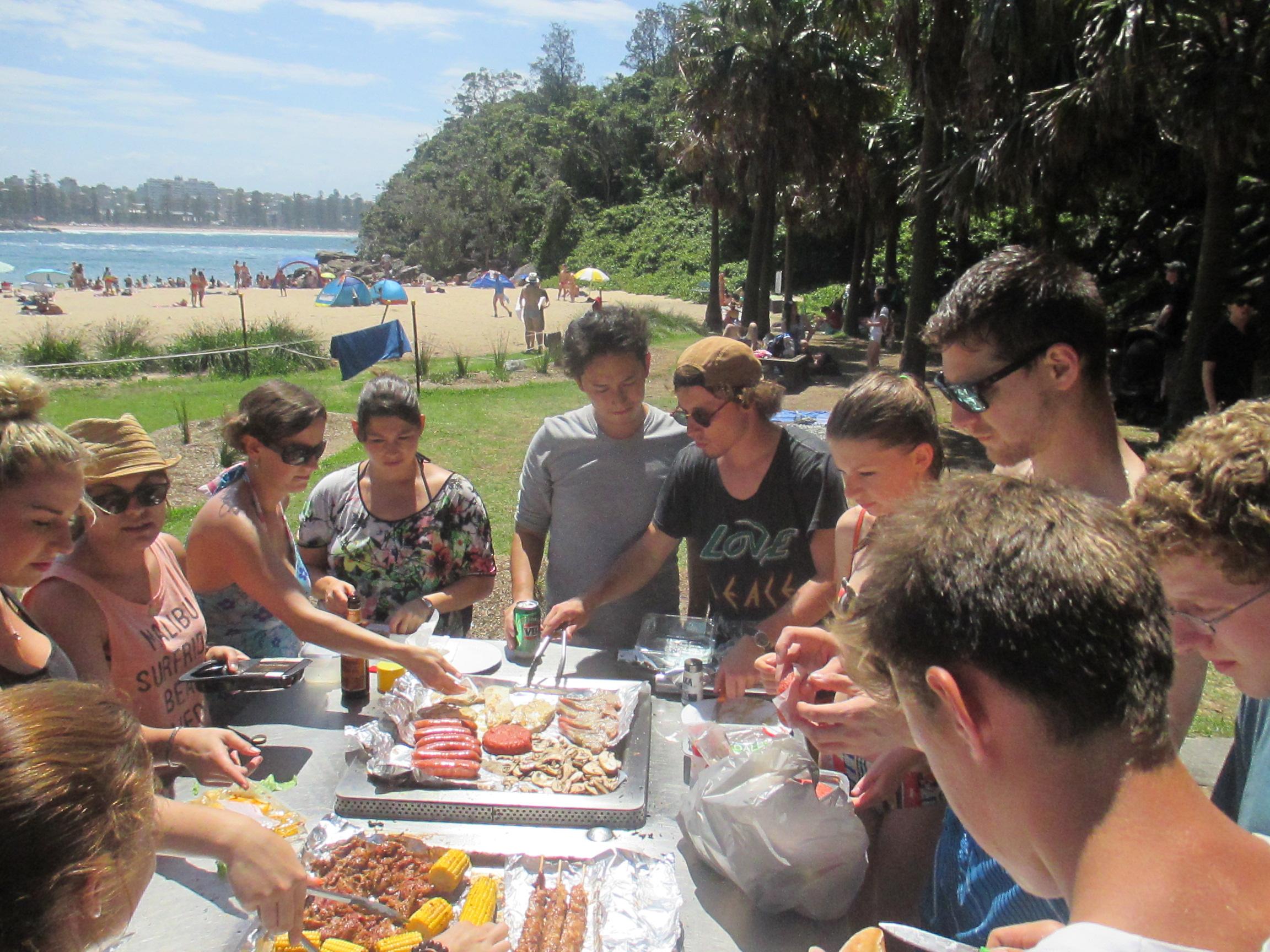 Shelly Beach BBQ