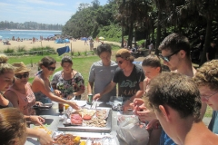 Shelly Beach BBQ