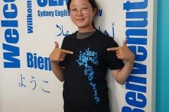 Hyeun Ji Korean