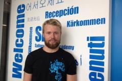 Vojtech Bilek #2455 Czech in T shirt